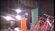 دوچرخه و سایر جوایز اهدائی مهنور در همایش طوق زرین 2 - 2