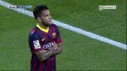 بارسلونا vs سویا   1 - 0   گل الوز