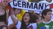 آلمان 1 - 0 فرانسه خلاصه