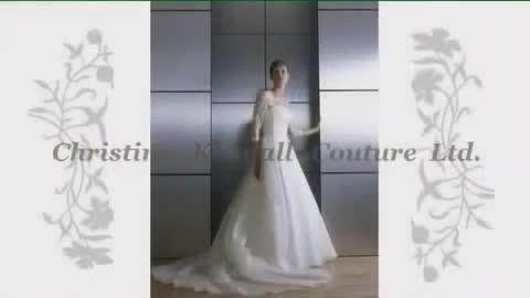 راهنمای دوخت لباس عروس