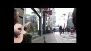 اجرا در خیابان  (پیک استایل )