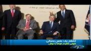 شوخی اوباما با بوش(سوتی 20:30)