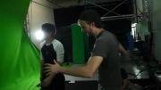 پشت صحنه ساخت فیلم اکشن تخیلی