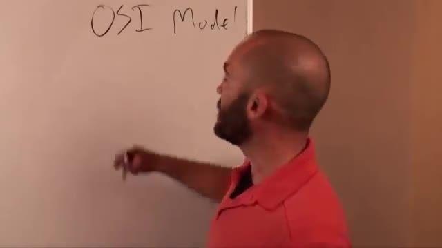 آموزش مدل OSI در شبکه