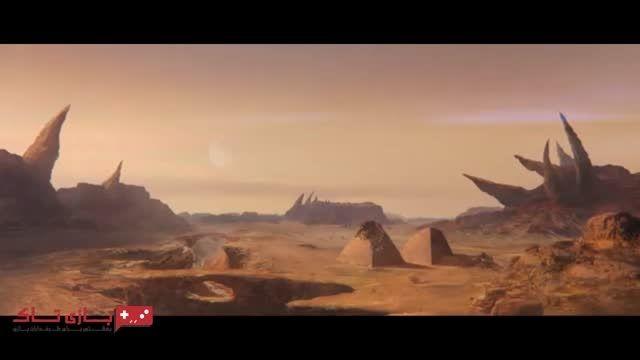 تریلر بازی علمی تخیلی Stellaris