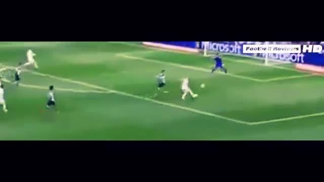رئال مادرید و رئال بتیس خلاصه بازی