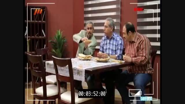 پشت صحنه کمدی سریال طنز درحاشیه (قسمت 8/بخش2)