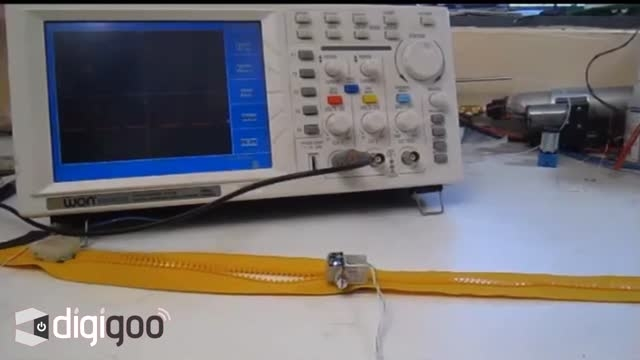 ساخت اولین زیپ رباتیک در جهان