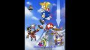 سونیک:قهرمانان فراصوت(sonic heroes)از:crush 40 همراه با ترجمه