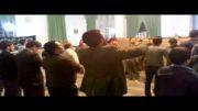 شب وداع با خانم فاطمه زهرا مسجد قموشی ها دانسفهان/م عزتی