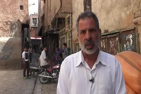 گزارشی تصویری از کوی گلستان سبزوار - محمد حاج محمد خانی
