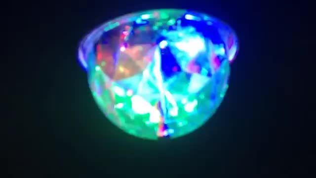 خرید لامپ رقص نور LED (ال ای دی)