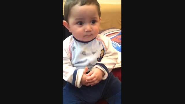 ترسوندن بچه! آخر بیشعوری!!