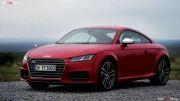 رسمی:آئودی Audi TTS Coupe 2015 -TTS