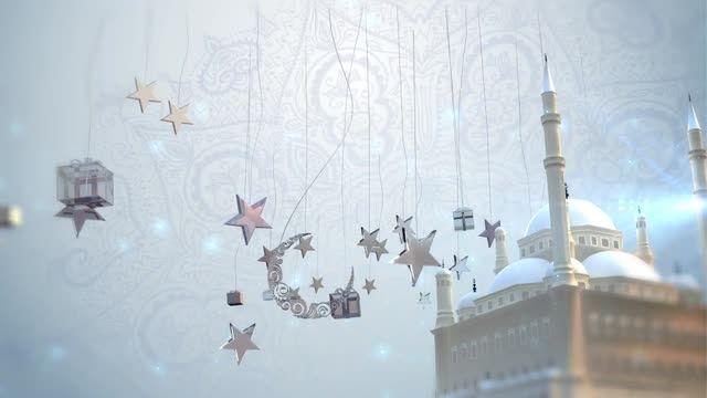 دانلود پروژه افترافکت ماه مبارک رمضان