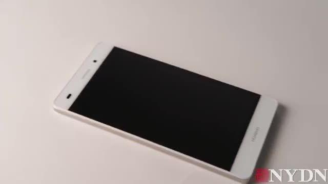 بررسی گوشی جدید P8 ........آرشیو Huawei