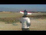 هواپیمای فومی