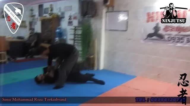 آموزش تکنیک درگیری خیابانی و دفاع شخصی سنسی ترکاشوند 3