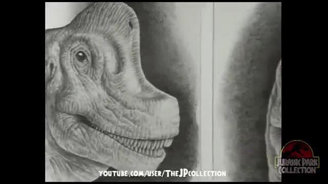 ساختن فیلم پارک ژوراسیک 1 ( Jurassic Park )
