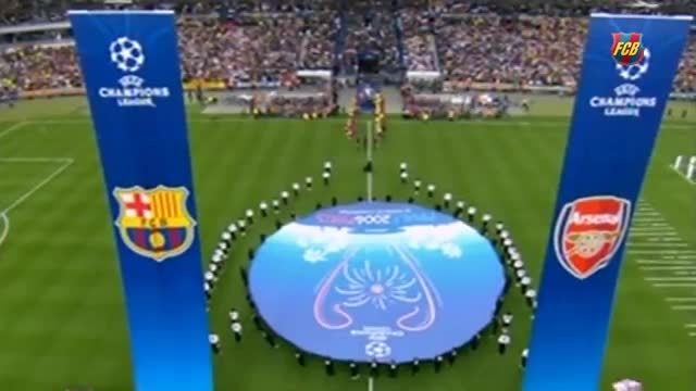 5 قهرمانی بارسلونا در لیگ قهرمانان اروپا