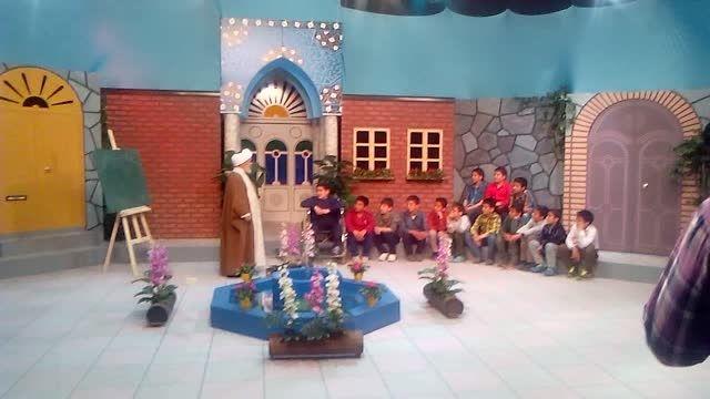 شبکه هدهد فارسی3  حجت الاسلام راستگو دبستان شهید مطهری