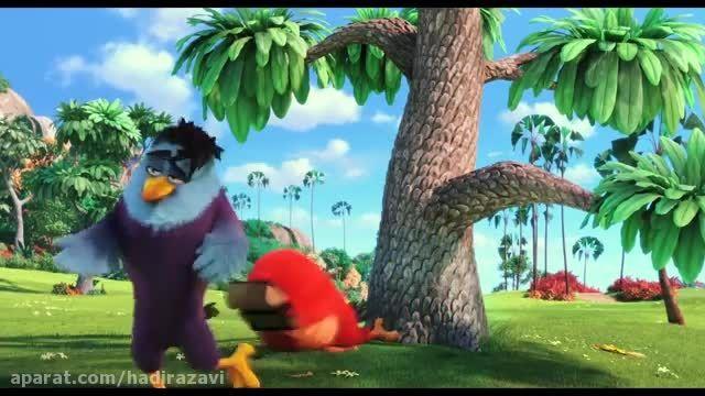 تیزر رسمی فیلم پرندگان خشمگین 2015 HD