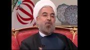 کنایه دکتر روحانی به نماینده ی بیسواد مجلس