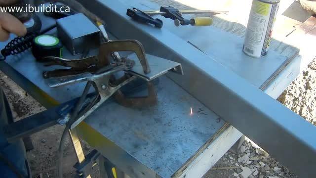 نحوه ساخت گیره برای میز کار قسمت سه -دی دیل