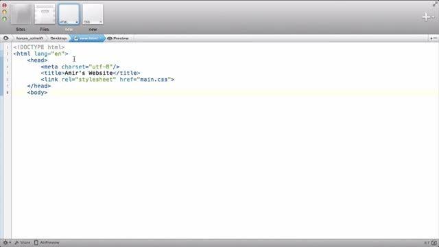 آموزش کامل HTML5 ویدئوی 17