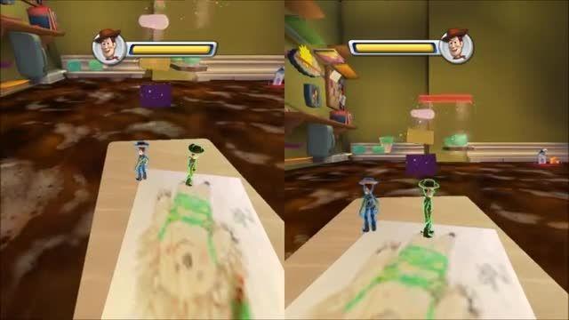گیم پلی بازی Toy Story 3