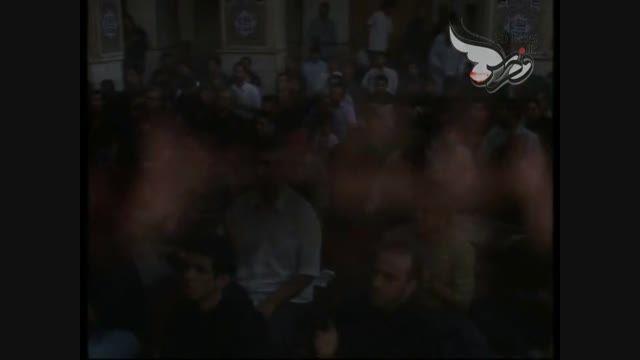 زمینه (ای که شجاعت آورد ، علی علی) [حاج محمود کریمی]