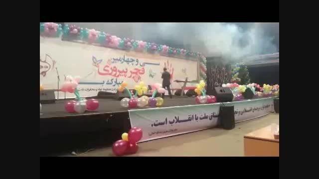 کنسرت شاد و خنده دار حسن ریوندی تالار بزرگ کشور - جدید