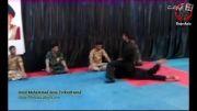 کلیپ دفاع شخصی کاربردی سنسی محمدرضا ترکاشوند