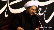 حجت الاسلام بهبهانی - ذکر نام اهلبیت همان ذکر خداست