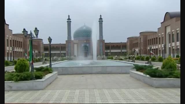 بازار ایرانی-اسلامی  -  شهر جدید اندیشه