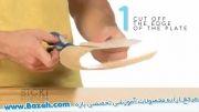 آموزش ساخت قرقره با نخ - آموزش کودکان