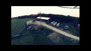 تصویربرداری از طبیعت توسط هواپیمای بدون سرنشین فانتوم