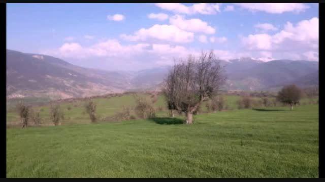 طبیعت زیبای روستای آکرد.بخش هزار جریب شهرستان نکا استان