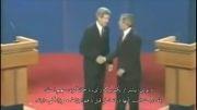 رابطه خویشاوندی اوباما , بوش و خواننده معروف(مدونا) !!!