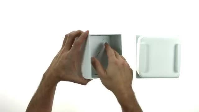آنباکسینگ اپل واچ مدل اسپورت