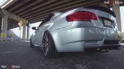 BMW M3با رینگ ووسن(کیفیت بالا)