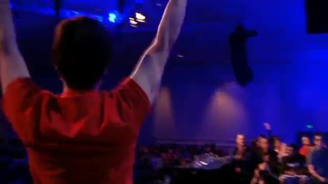 خنده دار ترین و بزرگترین سوتی در مسابقات EVO 2015!!!!!