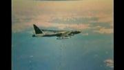 B-52 در ویتنام....  بمب باران کردن شهر های ویتنام!!