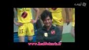 محمدرضا گلزار در والیبال هنرمندان