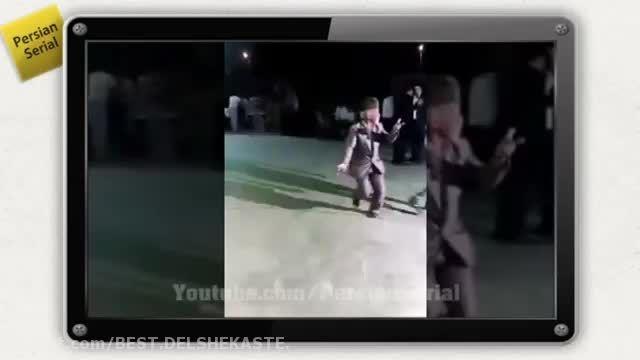 رقص پیرمرد | کلیپ های جالب و خنده دار ایرانی