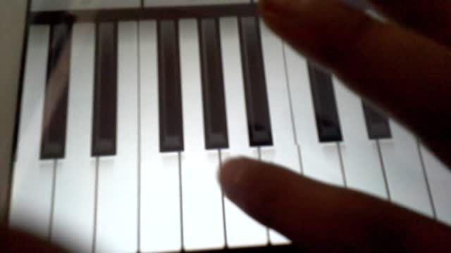 نواختن آهنگ بابا کرم با ارگ اندروید