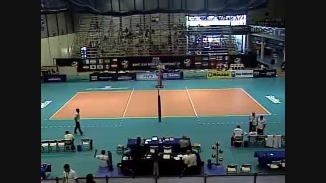 تریلر مسابقه ایران لهستان والیبال قهرمانی نوجوانان جهان