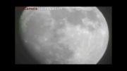 تصویر ماه از دید دوربین مداربسته بوش سری GVS