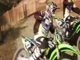 Kawasaki Team CLS Pro Circuit Monster Energy 2010