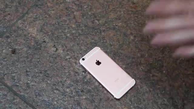 تست مقاومت iPhone 6S و 6S Plus